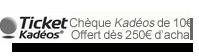 Cheque Kadeos Offert