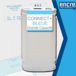 Cartouche pour Pitney Bowes ® Connect+ Bleue